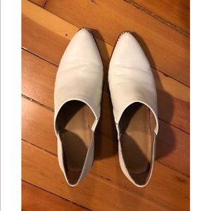 Madewell Brady low cut in vintage canvas